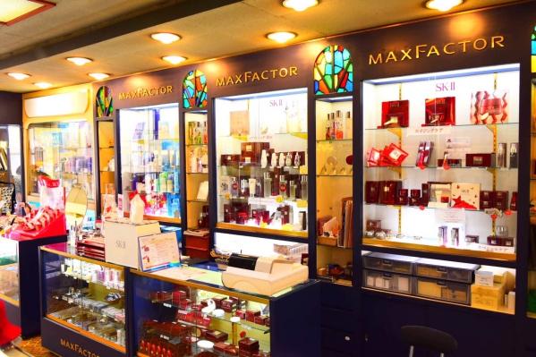 SK-Ⅱかすが化粧品店