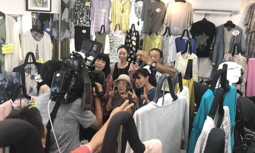 泉佐野TV「さのテレ」 さのぽコーナー
