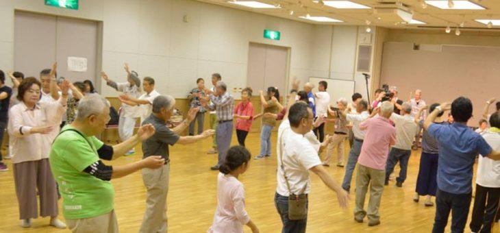 2019年7月4日、11日は佐野踊り、五社音頭を体験・練習してポイントGet!